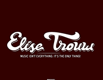 Elise Trouw Logotype Project