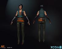 """XCOM 2 An-Yi """"Lily"""" Shen"""