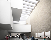 The Museum of the 20th Century competition final