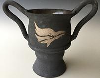 Ceramics. Student Work. 15-16