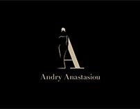 Andry Anastasiou Logo Design