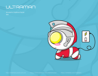 illustration Ultraman