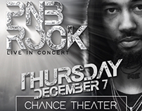 Pnb Rock performing at Chance Theater