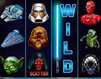 "Slot machine - ""Star wars"""