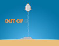 Out of this world - animation in After Effects