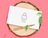 Patch Logo & Papergood Design