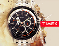 Timex Spring Collection - Campaign