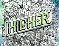 Higher CD Cover