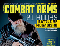 Combat Arms magazine 2017