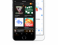 Rocketcast – Podcast app