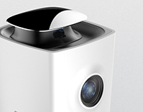 .Lantern - Adaptable Throw Projector for Micro-Living