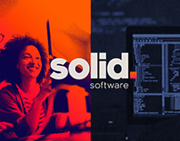 Solid.Software // Brand Esence & Brand Identity
