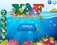 Yet Another Fish Game Design (iOS)