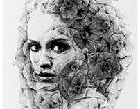 line::portrait