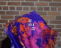 Fabric Calendar 2015