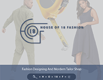 LOGO House Of 18 Fashion appreciate please