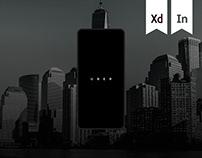 Uber – UX/UI