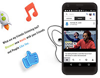Friendsongs - Music App for Android
