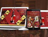 Web Site & Shop Online