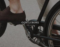 Gentleberg - Vegan Shoes | Brand Identity