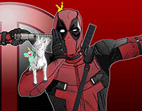 DEADPOOL: Almost There!