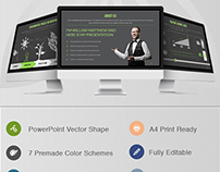 Viridx Business PowerPoint Presentation Template
