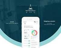 Matteresswala Case study: Service Design | UI-UX