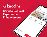 Kaodim Service Request Experience Enhancement
