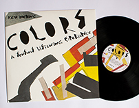 Vinil - Colors