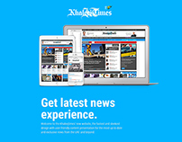 Khaleej Times Website Features LP-Product Design-Promo