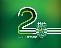 Bruno de Carvalho - 2º Aniversário