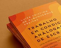 Book Cover | Trabalho em Condições Análogas...