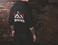 Tazmanian Boxing (Hoodies & 3'x6' Banners)