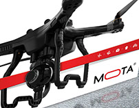 MOTA drone packaging