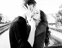 Photography. Lovestory. Tanya & Sergey