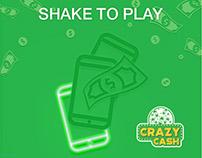 WeChat Crazy Cash Shake