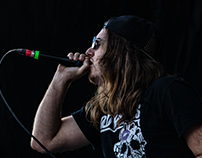 Fit For A King @ Warped Tour 2017 Seattle, WA