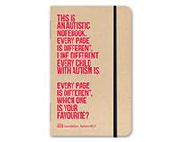 JIM / autistic notebook / 2013