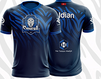 Sangal E-sports Products Design