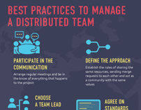 Best Practices When Managing a Distributed Team