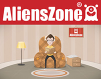 AliensZone Project