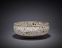Moon vessel: Lava bowl