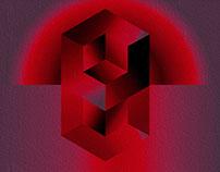 Illustrator training - Cube Illusions