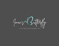 Iman's Butterfly Collection Logo