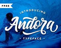 FREE | Andora Typeface