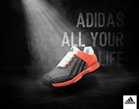 Adidas - Campanha Publicitária