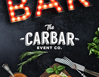 The CARBAR food truck branding