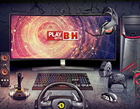 B&H: Twitch, Youtube Channel Promotion