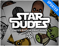STAR DUDES || The Dude Series