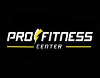 Profitnesscenter Branding
